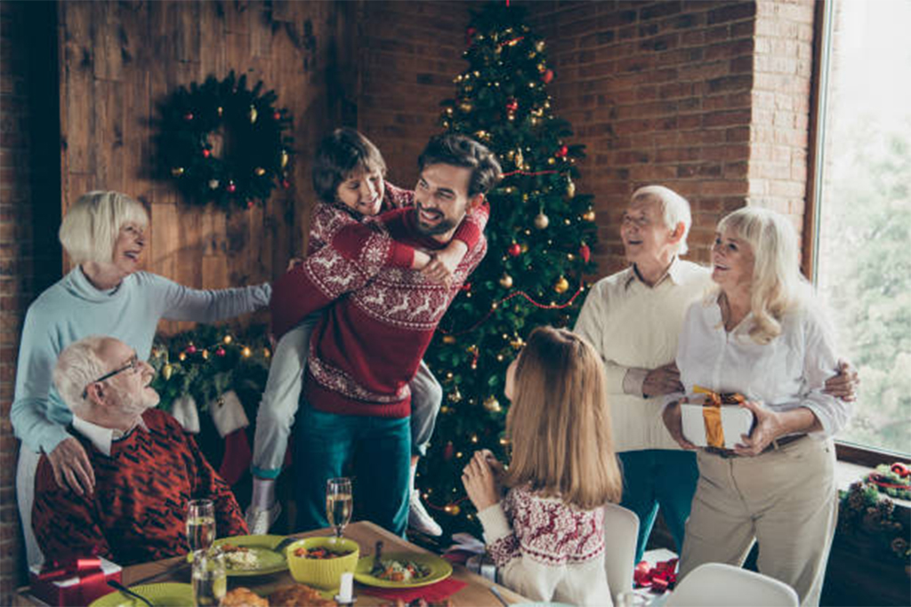Bring The Family Together In A Friendly Way