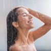 Take quick, warm showers
