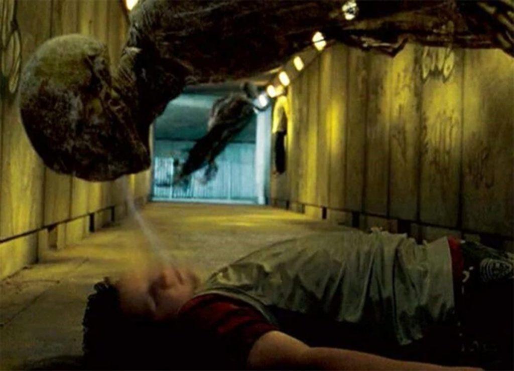 Inspiration For Dementors