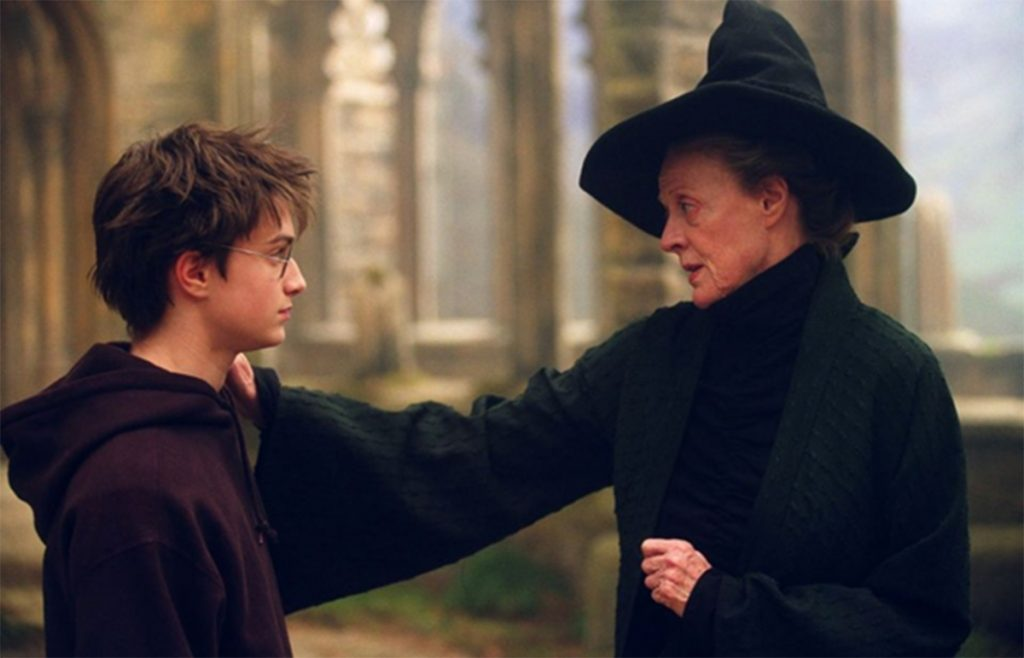 Maggie Smith battled cancer while filming