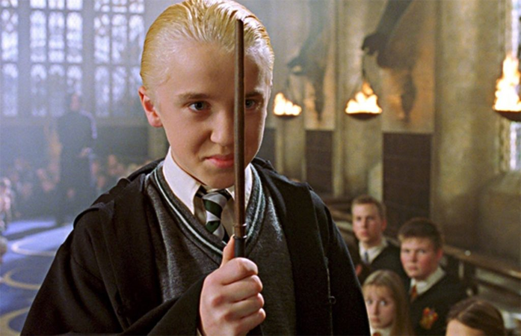 Tom Felton's Pockets Were Sewn
