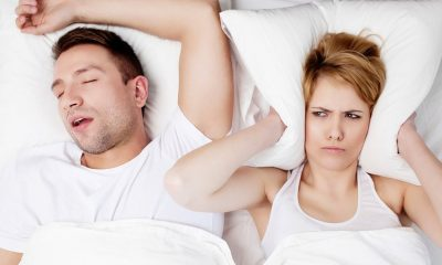 What health problems can trigger sleep apnea and snoring